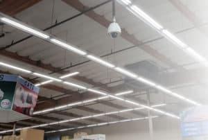 retail ceiling camera