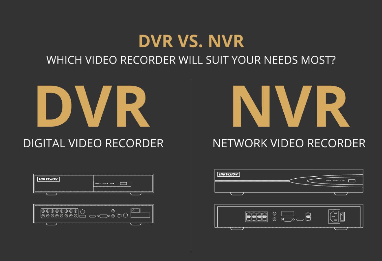 NVR versus DVR