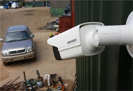 outdoor bullet cam