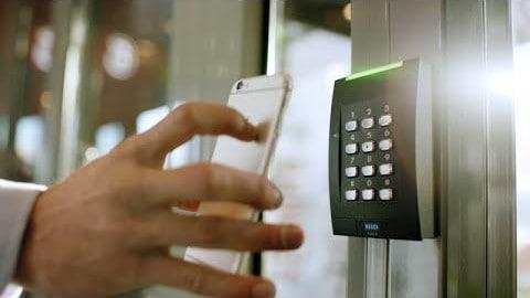 smart phone access control