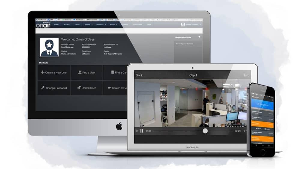 Brivo OnAir Cloud Based Access Control