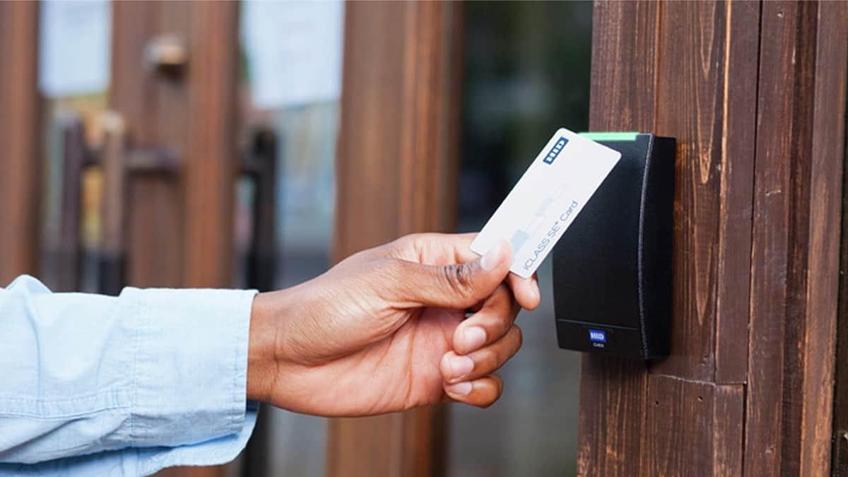 HID Card Access Control