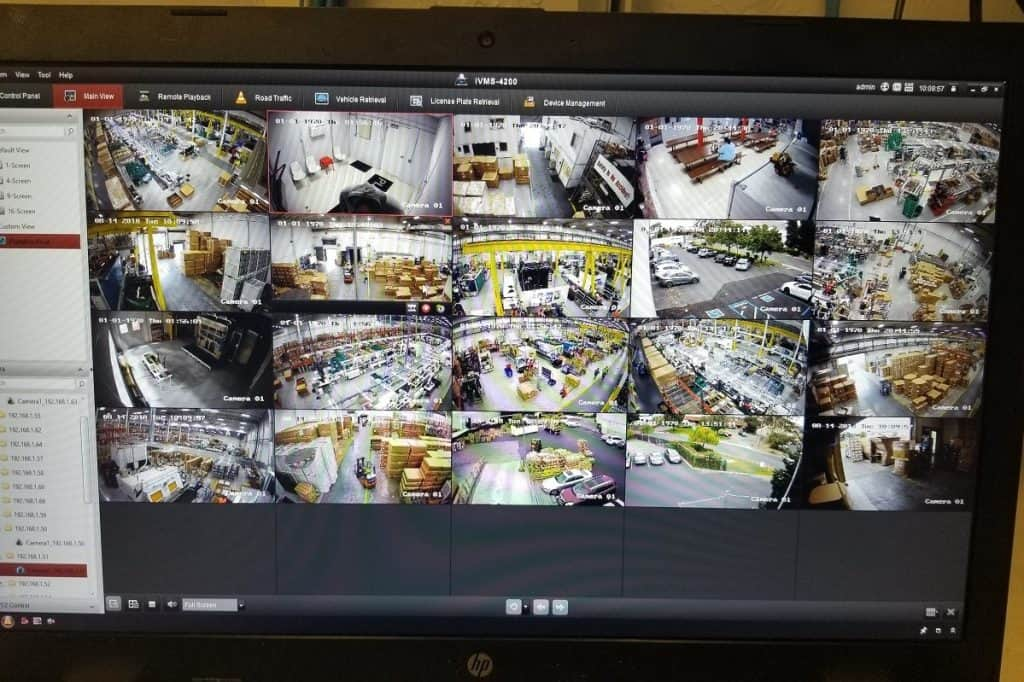 Security system solution in Orange County