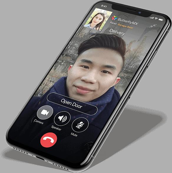 video intercom mobile app